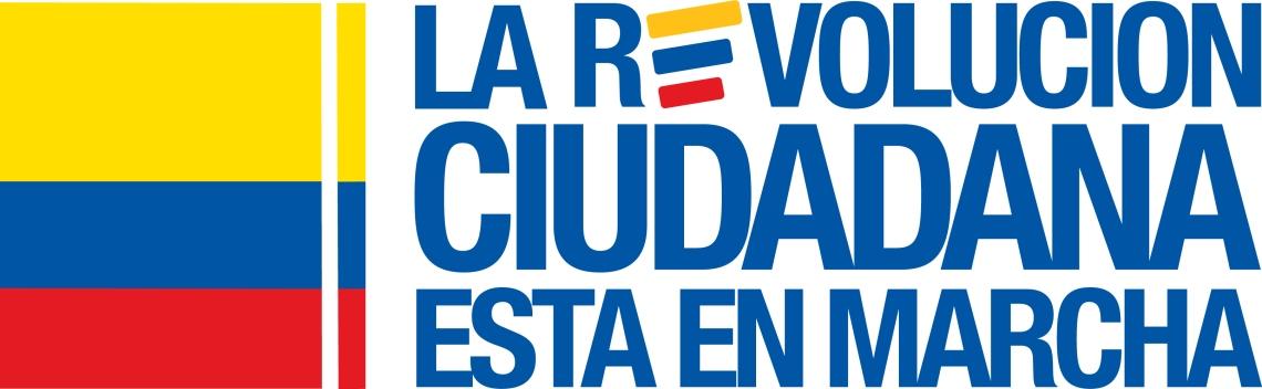Logo revolucion ciudadana